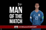 Reactions to Egyptian Player's Rejection of 'Man of the Match' Award