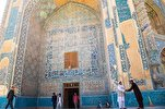 Blue Mosque in Afghanistan's Mazar-i-Sharif Reopens after 5 Months