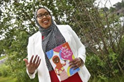 Children's Book on Hijab Puts Muslim Girls in Spotlight